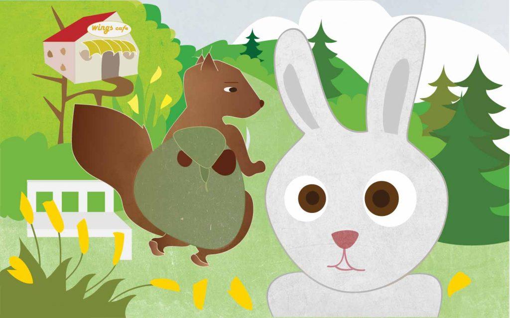 Ada Popescu Illustration & Graphic design, editorial, portraits, children's books and storytelling