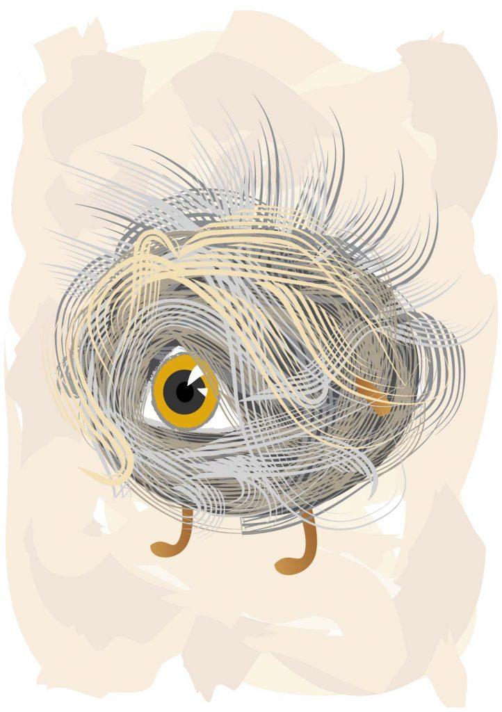 Ada Popescu Illustration and graphic design, editorial, portraits, children's books
